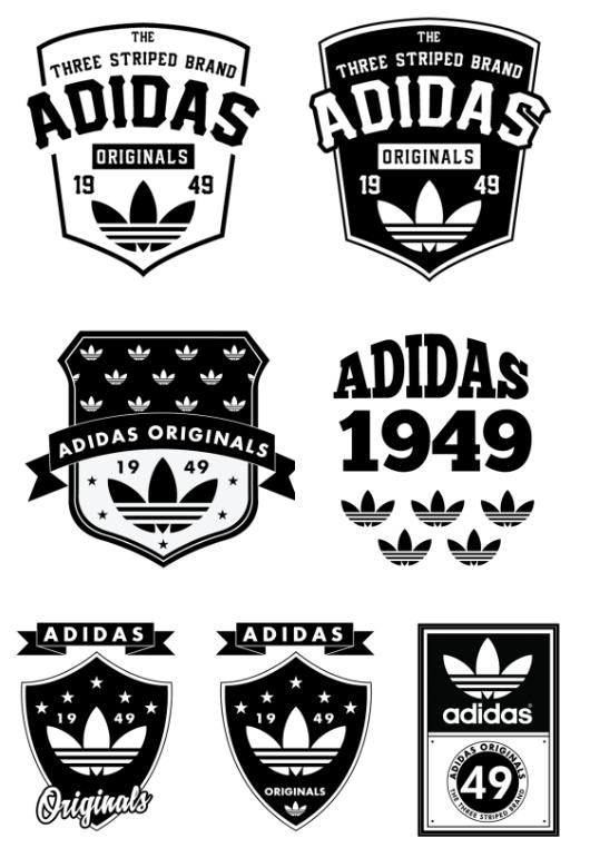 Women Shoes on Adidas design, Adidas originals, Logos design