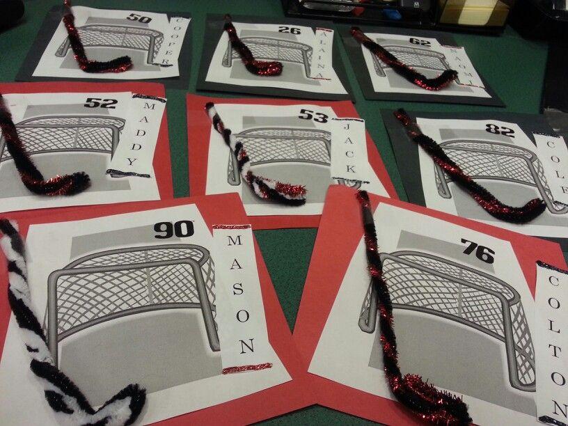 Locker Room Hockey Decorations Hockey Tournaments Hockey Decor Hockey Birthday