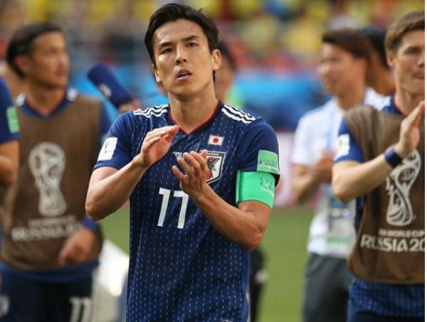 Japan Captain Hasebe Retires From International Football Japan Captain Makoto Hasebe On Tuesday Announced His Retirement International Football Japan Football