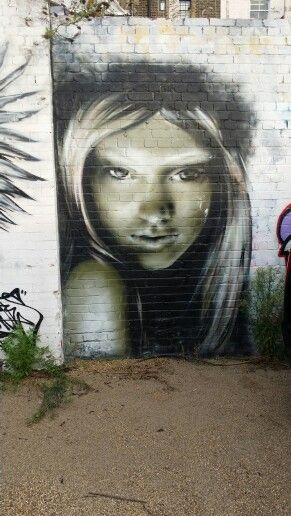 Shoreditch Graffiti: Graffiti, Artwork, Painting