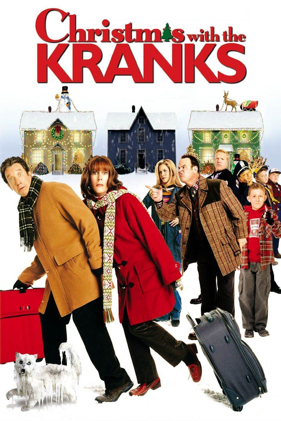 Have A Christmas Netflix Marathon With These Movies Available Right Now Kids Christmas Movies Christmas With The Kranks Funny Christmas Movies