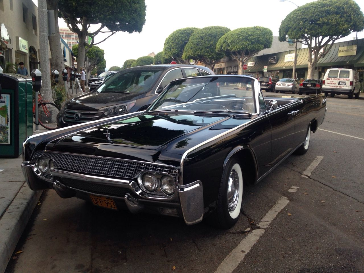 Lincoln Continental Convertible 1961 Rear Windows Wiring Diagram All