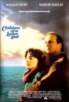 children of a lesser god movie