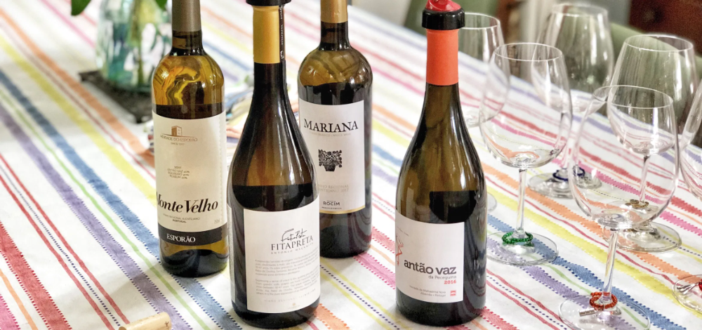 Exploring Alentejo Whites with a Portuguese Wine & Food Pairing – Red Shoes. Red Wine.