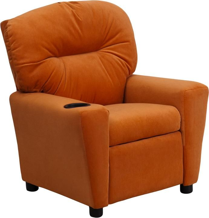 Clean Leather Sofa With Damp Cloth Bed On Gumtree Perth Child S Recliner Overstuffed Padding For Comfort Orange Microfiber Upholstery Easy To Cup Holder In Armrest Solid Hardwood Frame