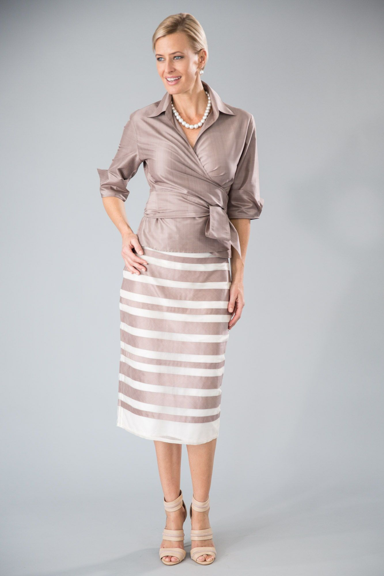 Found: A Perfect Silk Two-Piece Outfit From New York Label In God WeTrust
