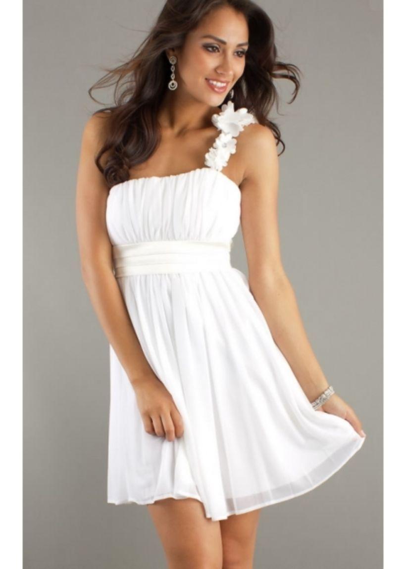 47 Amazing Short Wedding Dress for Vow Renewal | Short wedding ...