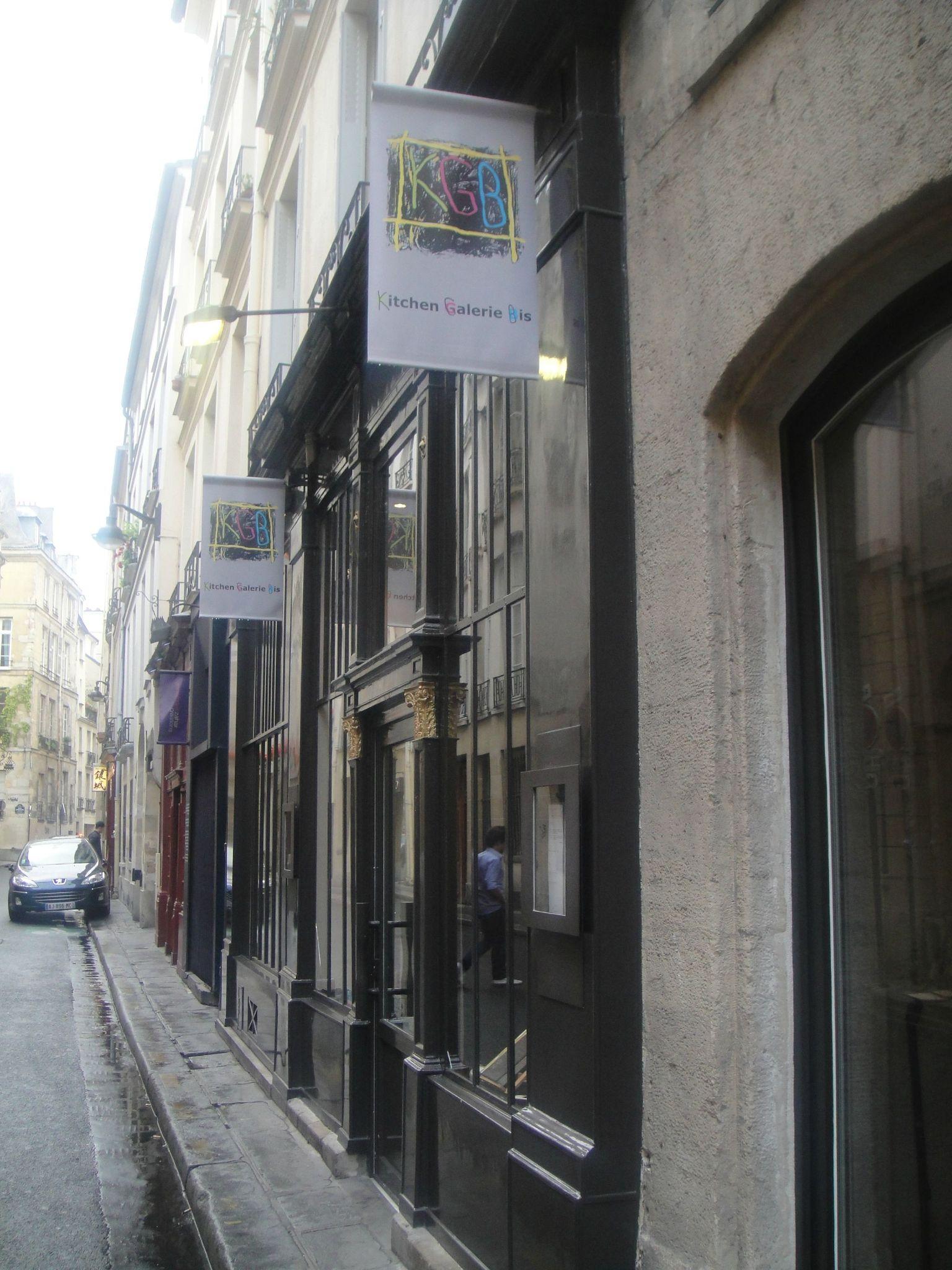 kgb kitchen galerie bis paris 6 désormais un classique parisien