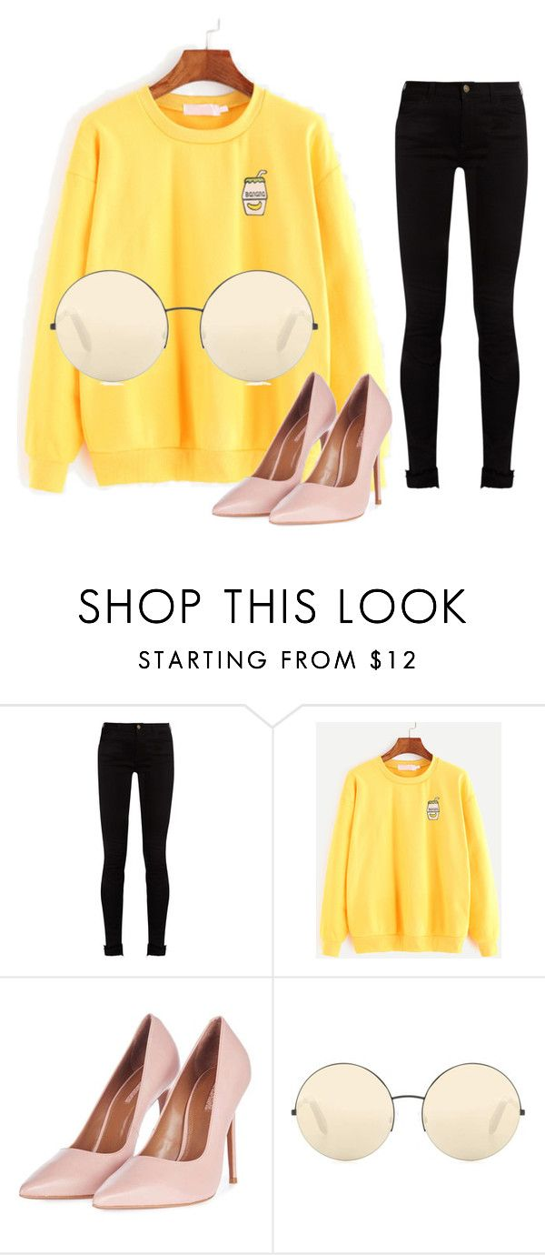 """Snap out"" by andrea-04 on Polyvore featuring moda, Gucci, Topshop y Victoria Beckham"