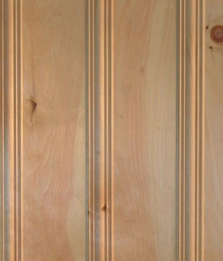 Vintage Knotty Pine Paneling: Pickwick Tongue And Groove Premium Pine In 2020