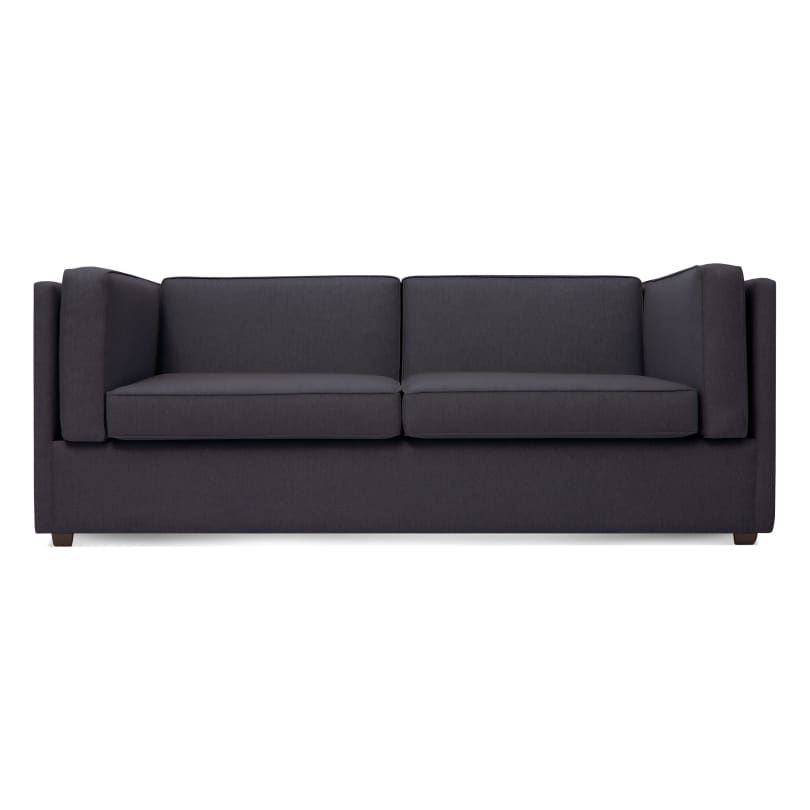 The Diplomat Sleeper Sofa, Packwood Charcoal | Sleeper sofa ...