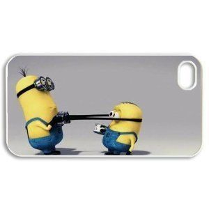 Despicable me hard case cover skin for iphone 4 4 ($6.80)