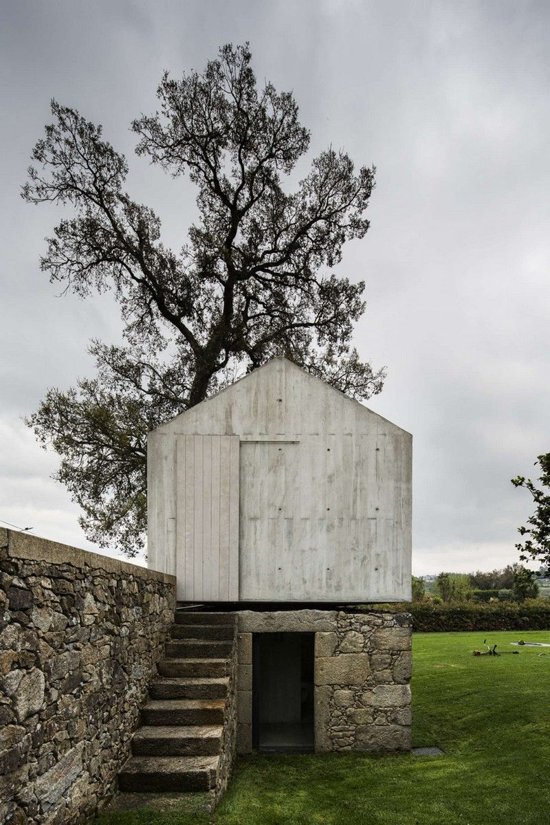 The Dovecote – Conversion of an Old Dovecote into a Play House