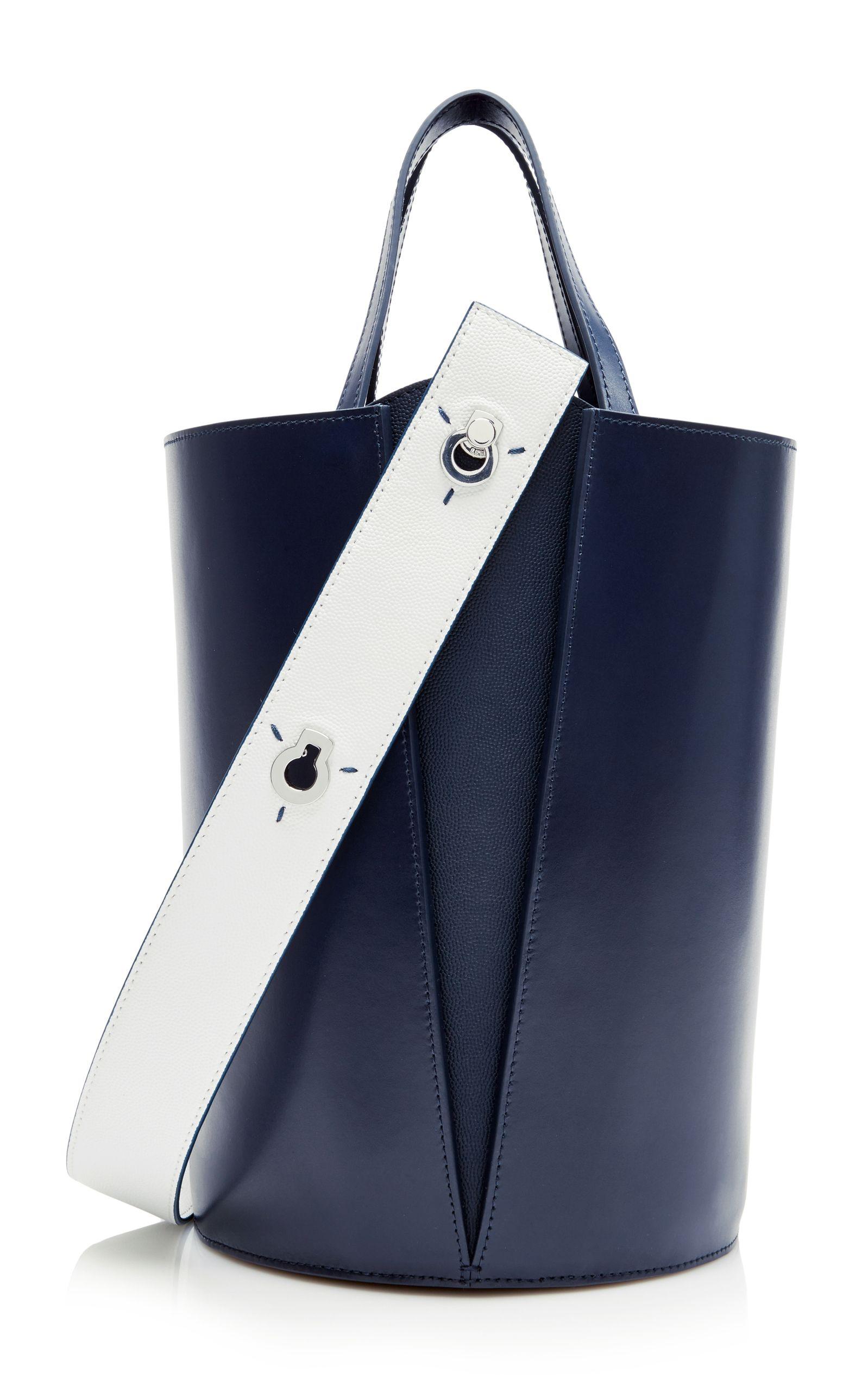 DANSE LENTE Mini Lorna Bucket Bag.  danselente  bags  shoulder bags  hand  bags  leather  bucket   70bcb67c903ab