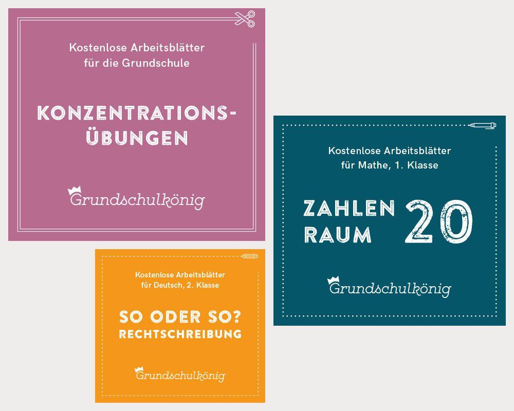 Grundschulkönig | #corporate #design #lernen #socialmedia ...
