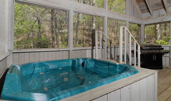 A Secret Romance 1 Bedroom 1 Bathroom Cabin Rental In Pigeon Forge Tennes