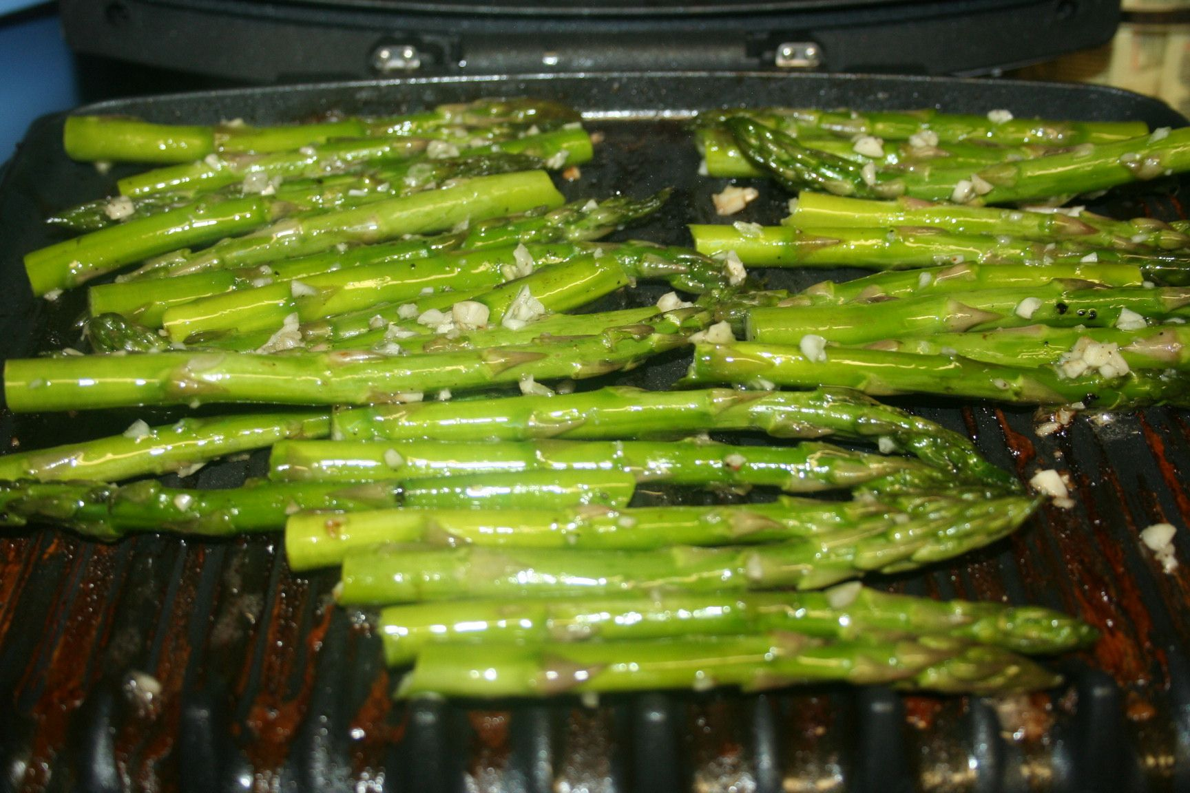 Pan Asparagus Recipes