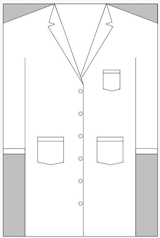 How Do I Make A Lab Coat Cake White Coat Ceremony Doctor Coat Lab Coat