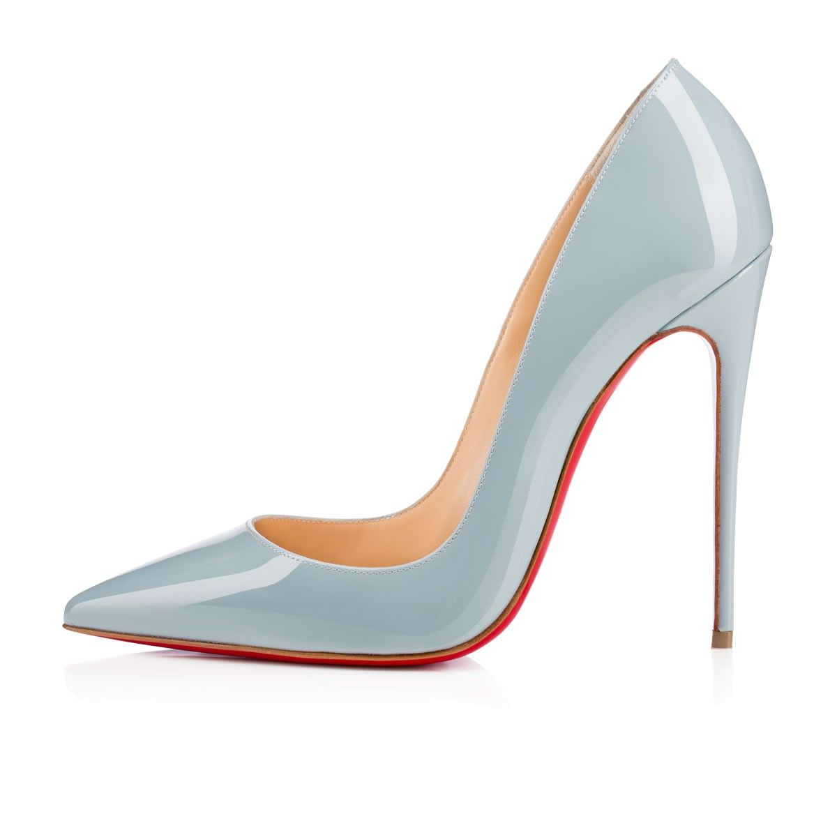christian louboutin baby blue
