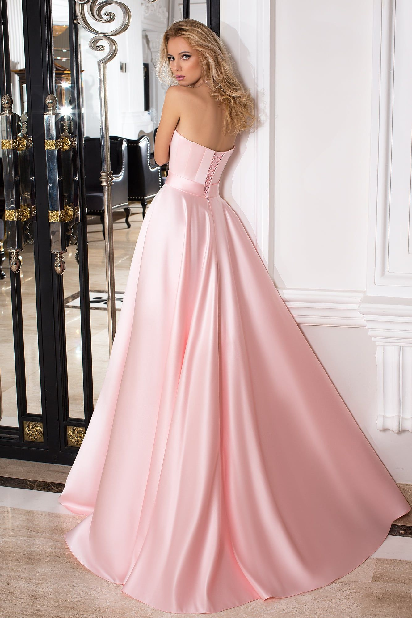 Evening dress Oksana Mukha 16-1010 ▷ Wedding Shopping Center Vega ...