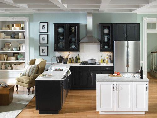 Small Kitchen Design Pictures Remodel Decor And Ideas Page 7 Kitchen Design Small Blue Kitchen Designs Ikea Kitchen Design