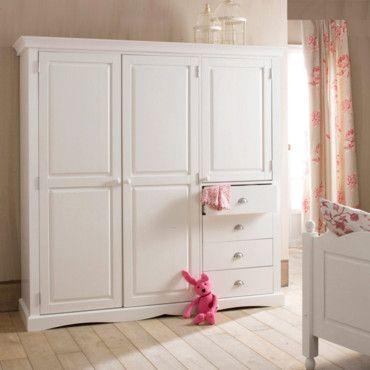 Dressing : 15 armoires pour un rangement de chambre canon | Baby ...