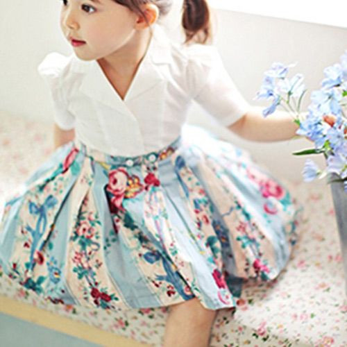97ca1043faf Victory! Check out my new Little Lady Floral A-Line Dress for Baby ...
