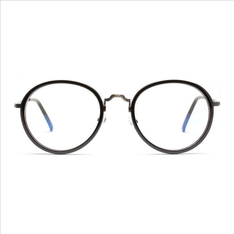 Click to Buy << 3195 Accessories Plain glasses women trend Alloy ...