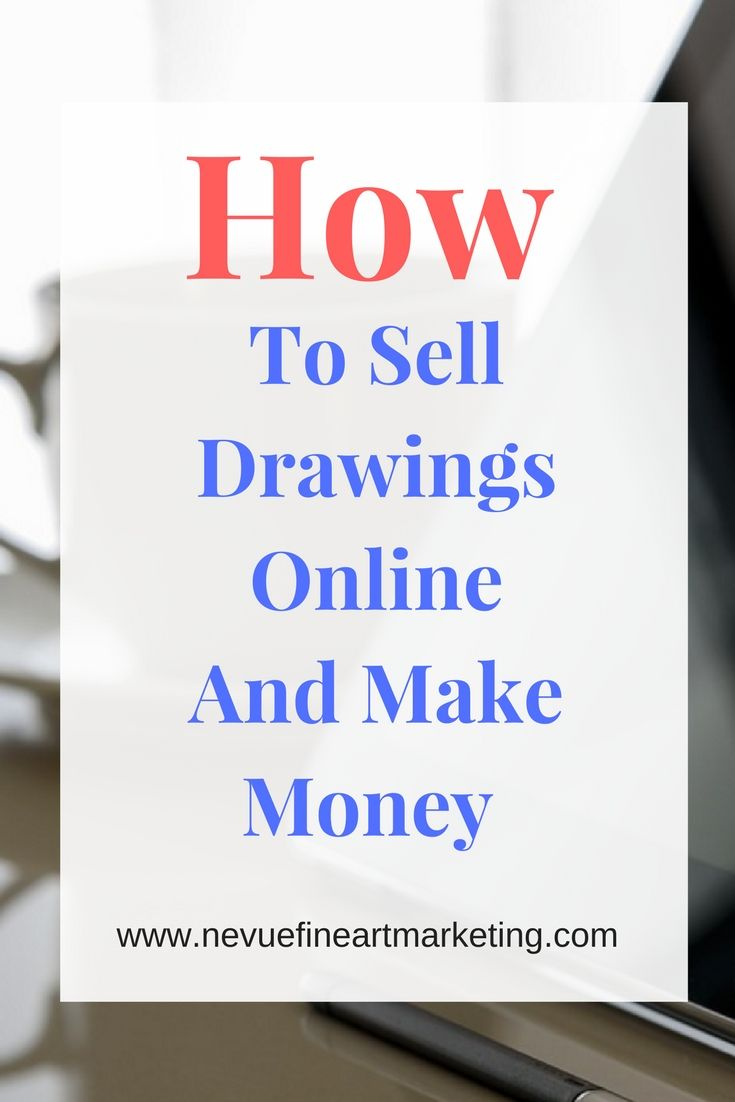 how to make money selling pictures online