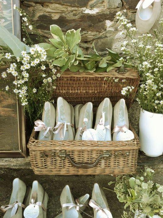 Confesiones de una boda regalar bailarinas y zapatillas for Cosas para regalar en una boda