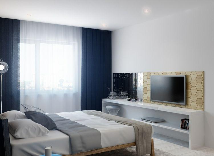 Fernsehwand Ideen aus multifunktionalen Möbeln Wohnideen fürs - fernsehwand ideen moebel wohnzimmer