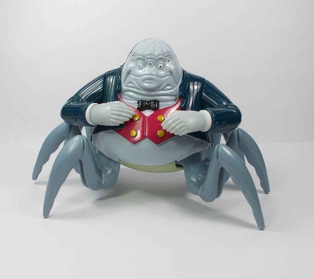 monsters inc henry j waternoose toy figure disney 4 tall