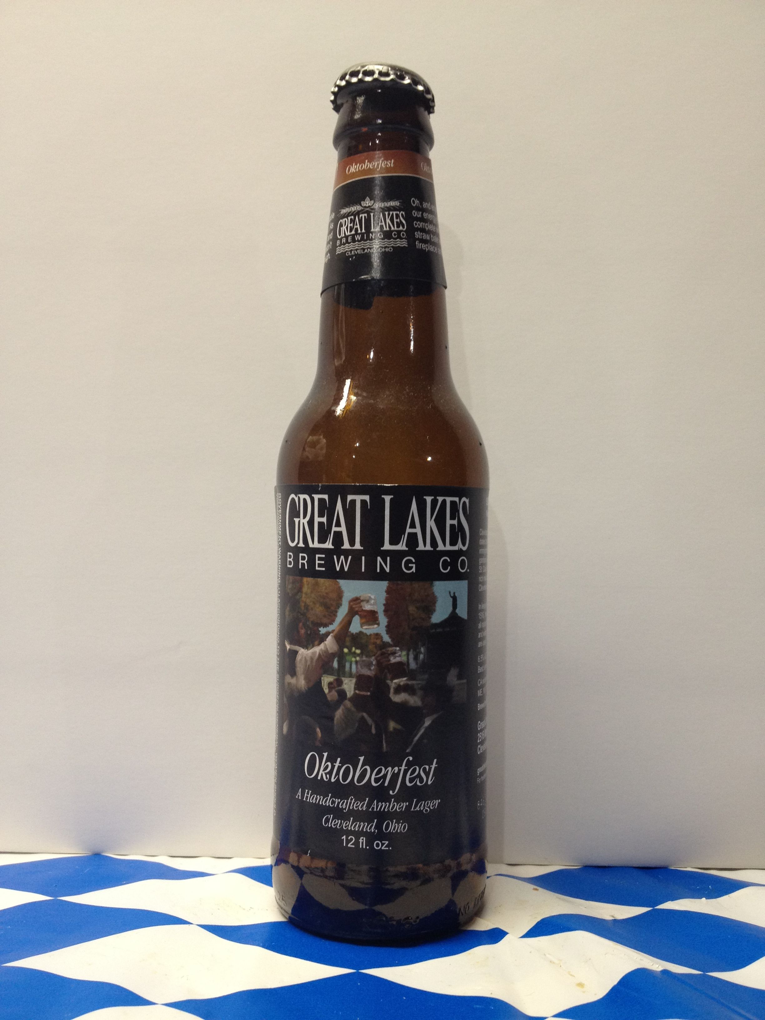Beer Review of Great Lakes Oktoberfest