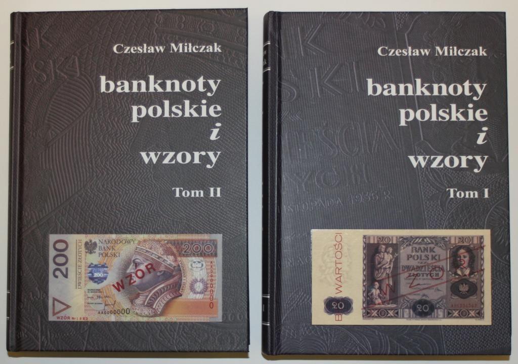 Katalog Banknotow Polskich I Wzorow Milczak Book Cover Books Cover