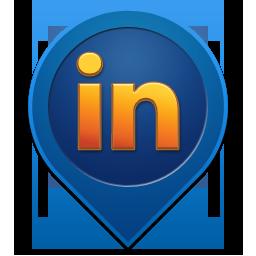 LinkedIn Logo 25M   Logo & Words   Logos, Logo word, Social media