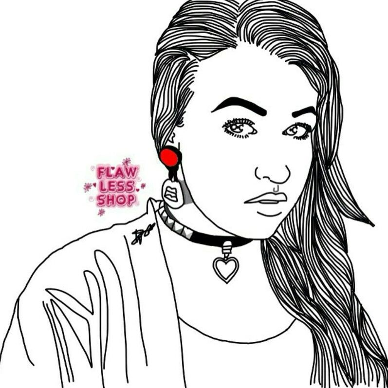 THANKS TO @THE.DRAWING.LIFE ! LOVE IT !  FLAWLESS-SHOP.COM  ARTISTS ARE ALWAYS WELCOME  ! #FLAWLESSGIRLSSHOP #ART #ARTIST #DRAWINGS #DRAWING #ARTWORK #ARTLOVER #FASHION #STATEMENTJEWELRY #BAE #HONEY #FLAWLESS #LOVE #REDLIPS #HEARTCHOKER #CHOKER #TATTOOCHOKER #TALNTS #TALNTSFASHION #TALNTSART