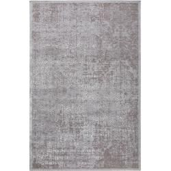 Photo of benuta Flachgewebeteppich Frencie Grau 300×400 cm – Vintage Teppich im Used-Look benuta