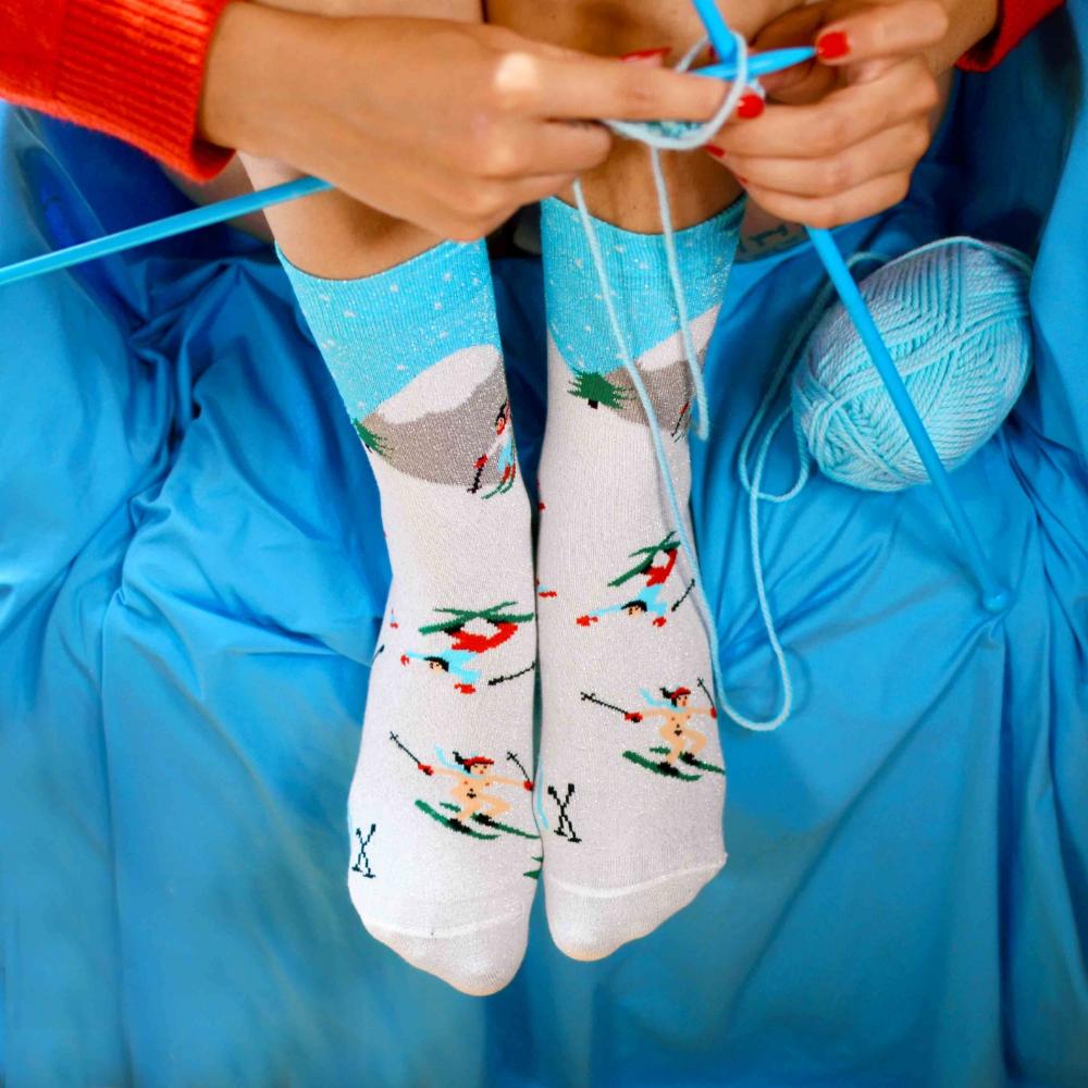 Pin on socks • stockings • tights