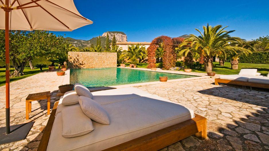 Una mansión espectacular en el centro de Mallorca