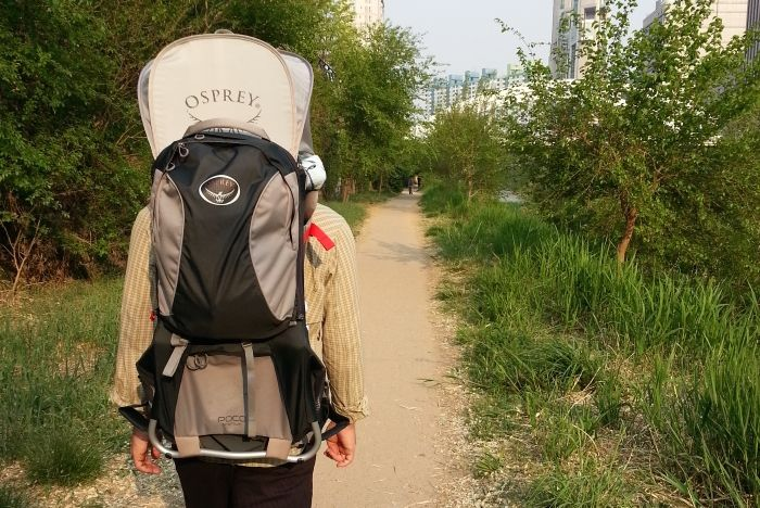 Poco Babyzimmer ~ Travels with baby the osprey poco premium backpack carrier