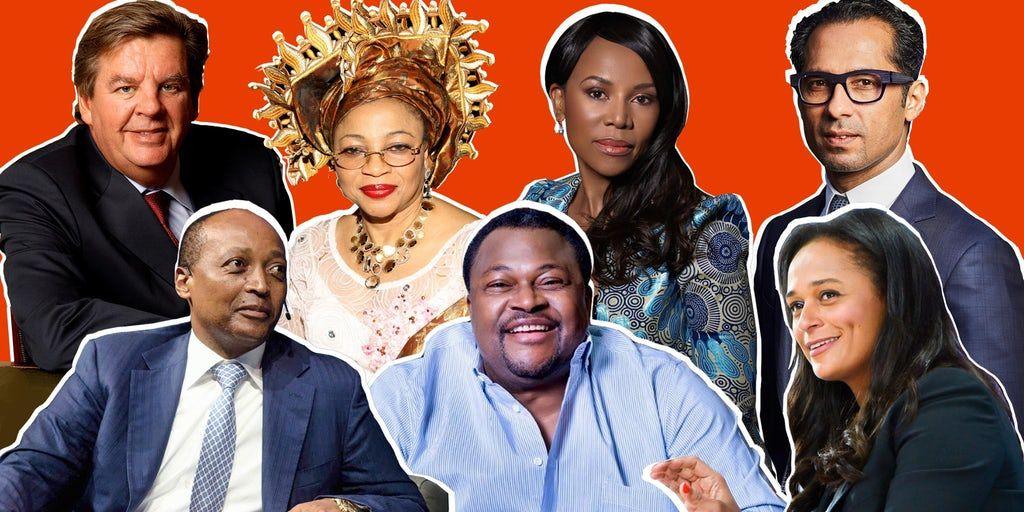 ICYMI: Meet Africa's Fashion Billionaires