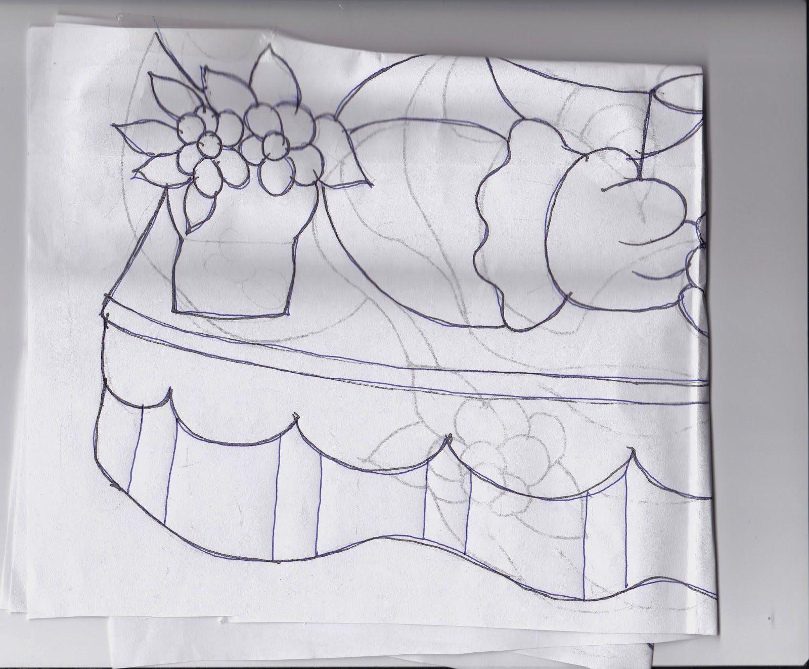 Amigas, amigos e visitantes do meu site; trago mais um passo a passo de pintura em tecido JOANINHA COUNTRY.  Espero que gostem e pintem co...