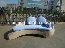 ratán sofá barata del jardín conjunto