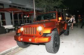 Lebron James In His Wrangler In South Beach Miami Jeep Wrangler Chrysler Dodge Jeep Jeep