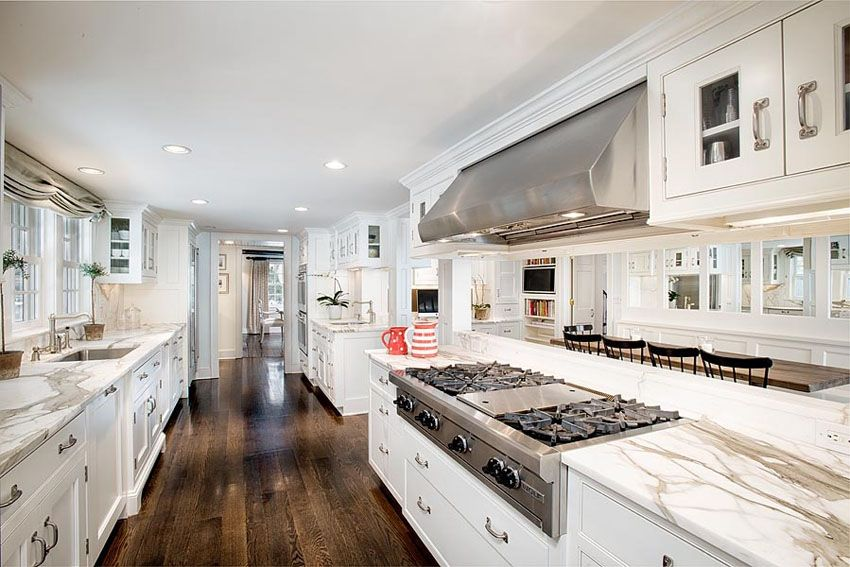 Best 45 Luxurious Kitchens With White Cabinets Ultimate Guide 400 x 300