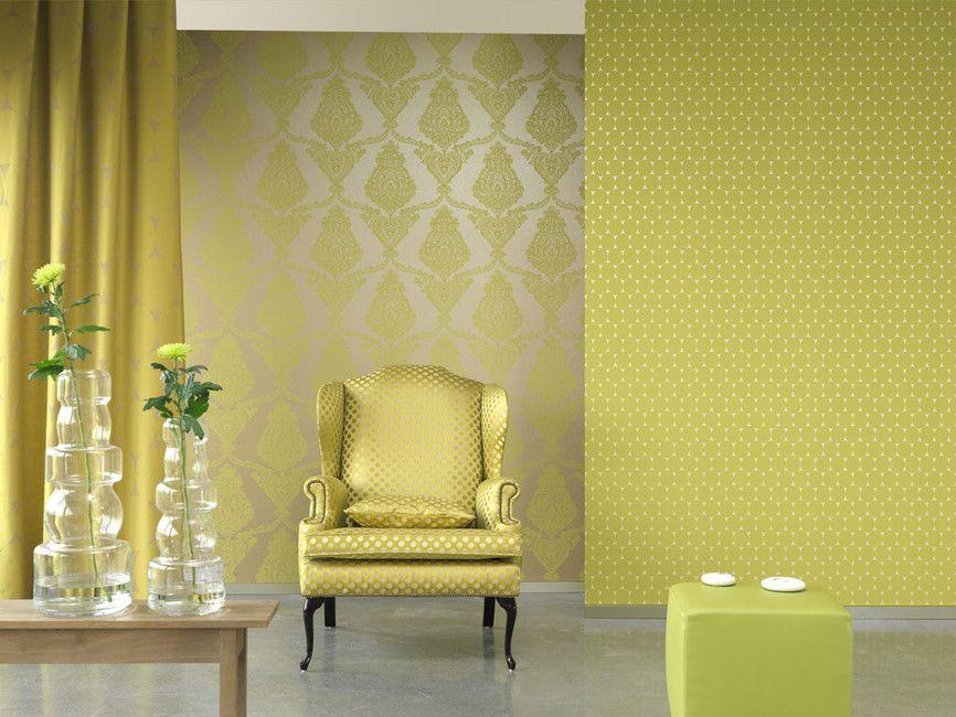 Afbeeldingsresultaat voor ideeen behang woonkamer | Interieur ...