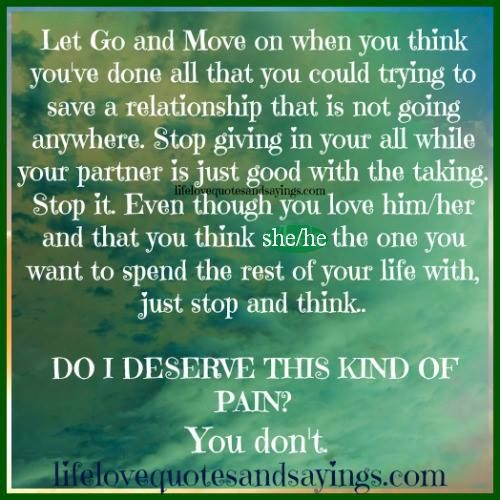 Save A Relationship Quotes: Trying To Save Your Relationship Quotes