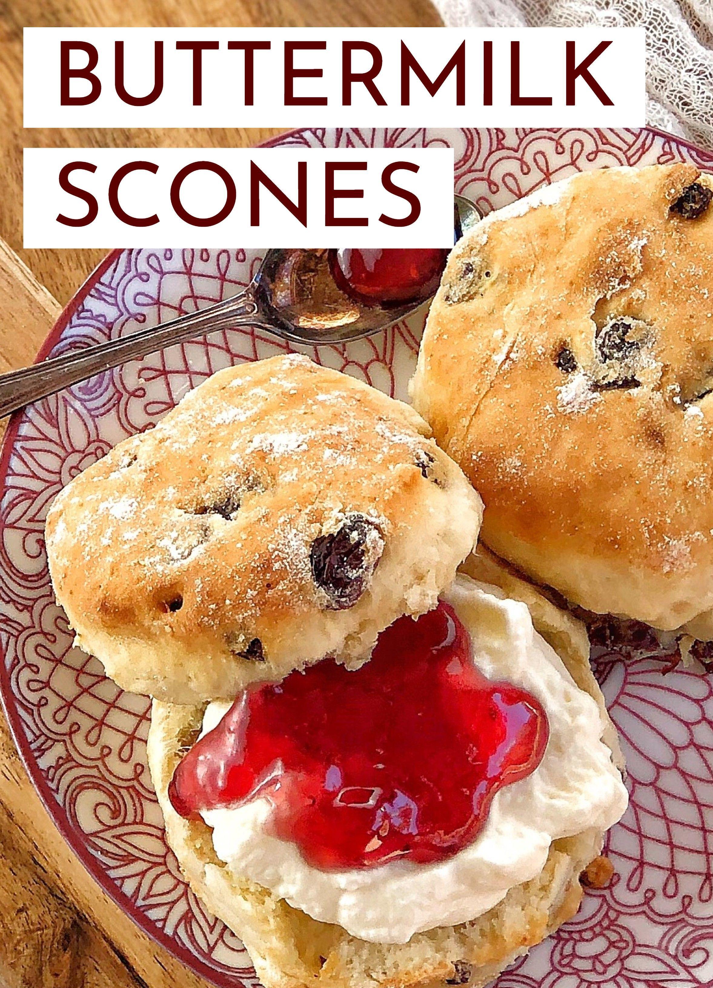 Sultana Scones In 2020 Scones Recipe Easy Scones Super Easy Recipes