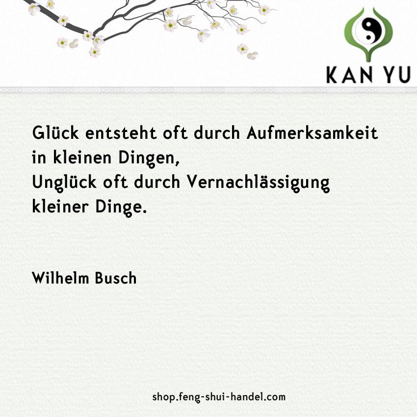 Wilhelm Busch Zitate