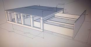 bildergebnis f r podest bett bett pinterest podest bett und m bel f r kleine r ume. Black Bedroom Furniture Sets. Home Design Ideas